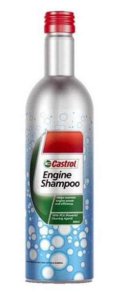 СРЕДСТВО ДЛЯ ПРОМЫВКИ CASTROL ENGINE SHAMPOO, 300 МЛ